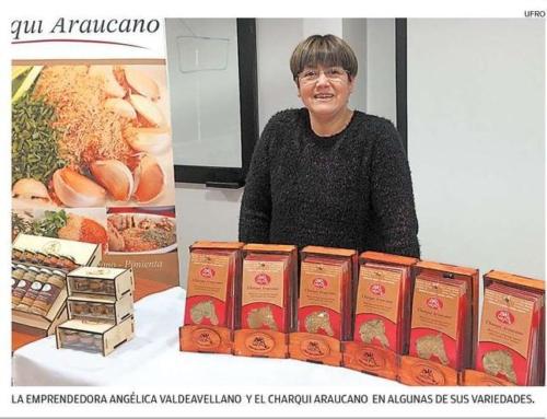 El Charqui Araucano se sube a la canasta gourmet