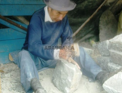 Artesanía en piedra Antonio Matamala – Padre Las Casas