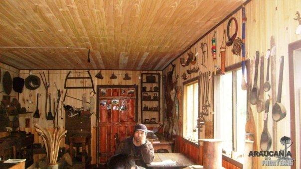 Gastronomía y Cafetería étnica Piüke Leufu – Saavedra