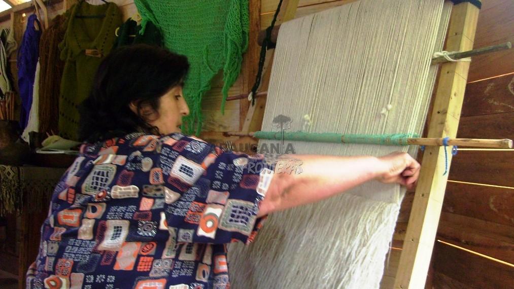 Textilería Mapuche María Luisa Berna – Freire