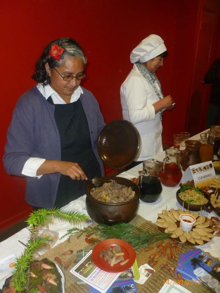 Gastronomía Mapuche Cumiquir – Curarrehue