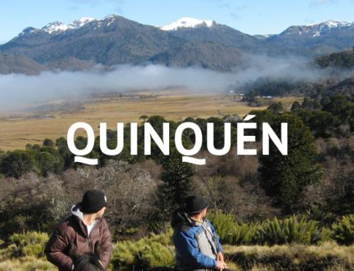 Ecoturismo Comunitario Quinquen – Lonquimay