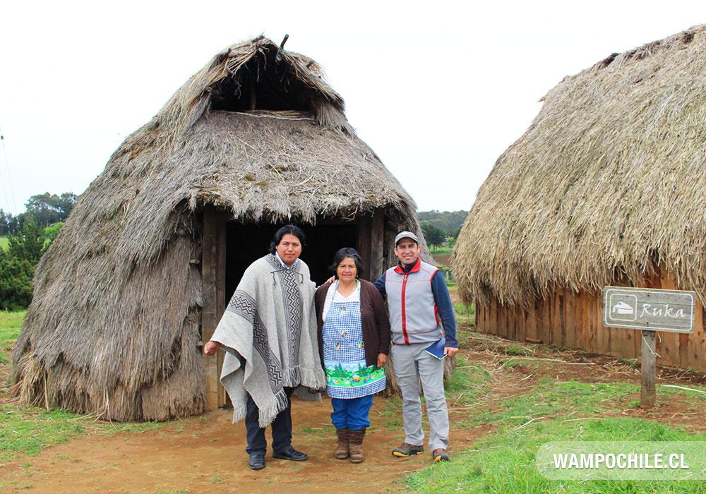 Turismo Mapuche WampoChile – Saavedra