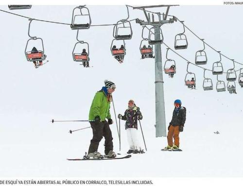 Corralco abrió temporada invernal 2017