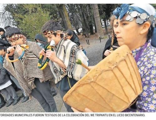 Con diversas actividades celebrarán el #WeTripantu en La #Araucanía