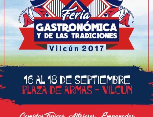 16 al 18 de septiembre: Feria Gastronómica y de las Tradiciones #Vilcún