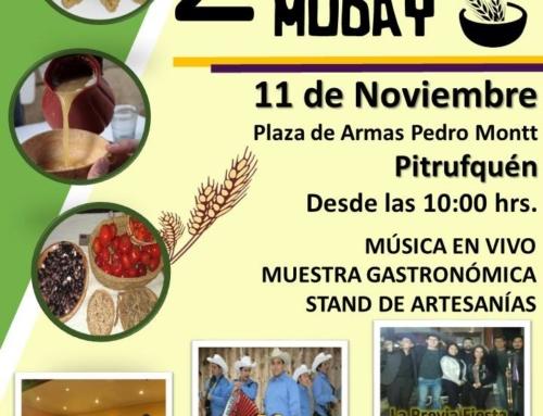 11 de noviembre: 2da Muestra del Katuto y el Muday en #Pitrufquén