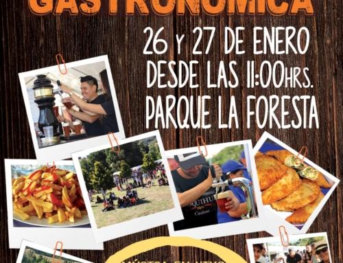 26 y 27 de enero: Feria #Carahue Gastronómica 2018