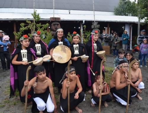 Se inauguró oficialmente la temporada 2018 del Centro Cultural Mapuche de #Villarrica