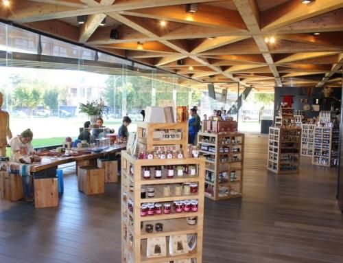 "Pabellón de madera ""Amor de Chile"" maravilla a sus visitantes en #Temuco"