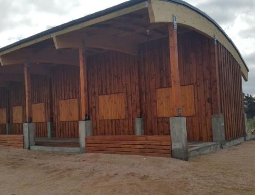 Constatan avances de obras del Centro de comercialización Mapuche – Lafkenche Cerro Maule