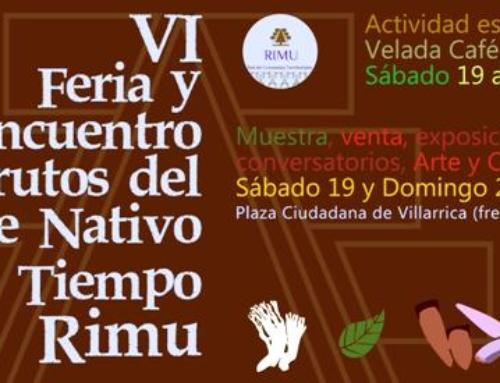 19 y 20 de mayo: VI Versión de la Feria Frutos del Bosque en #Villarrica
