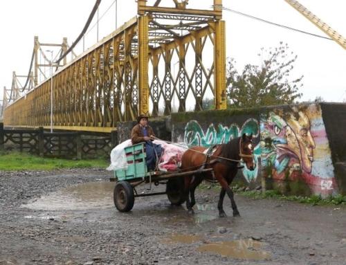 Declaran Patrimonio Cultural del Gobierno Regional al puente ferroviario del Cautín
