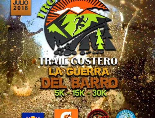 14 de Julio: Trovolhue Trail | La guerra del barro