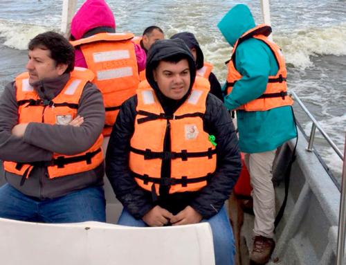 Director de Conadi visitó emprendimientos turísticos mapuche en el Lago Budi