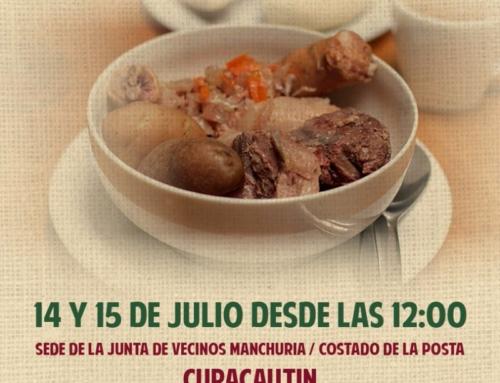 14 y 15 de julio: Fiesta de las Carmenes en Manchuria #Curacautín