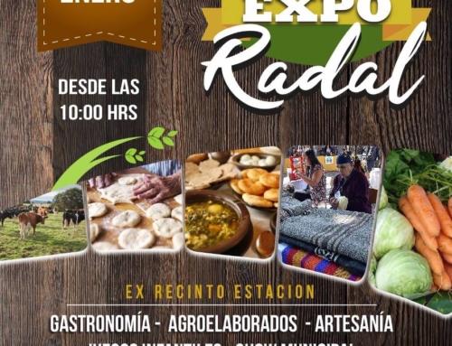 19 de enero: Expo Radal 2019 #Freire