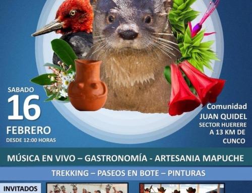 16 de febrero: III Festival Costumbrista del Huillín #Cunco 2019