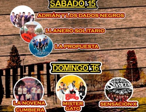 15 y 16 de febrero: Semana Tijeralina #Renaico 2019