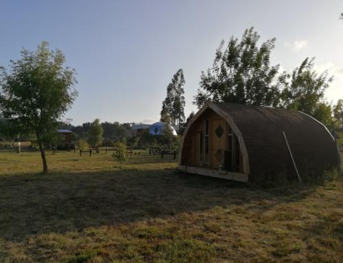 Centro turístico y Cabañas Omilen Antü #Carahue