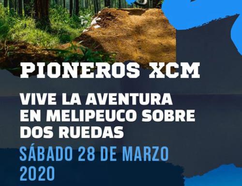 28 de marzo: Pioneros XCM #Melipeuco 2020