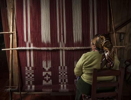 """Fundación Artesanías de Chile lanza """"Herederas del Llalliñ"""" en marco del Día del Patrimonio"""
