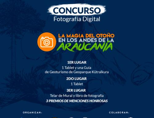 Hasta el 06 de julio: Concurso de Fotografía digital #Araucanía Andina
