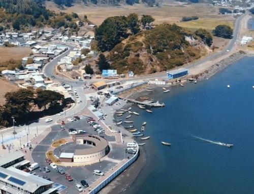 Comuna de Saavedra se organiza para el desconfinamiento y pide ser responsables a vecinos, vecinas y turistas.