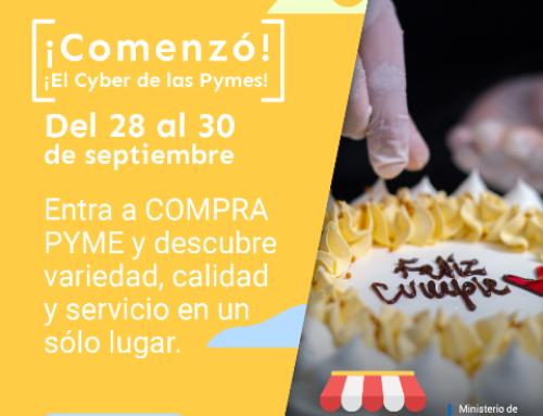 """Invitan a apoyar a 140 pymes regionales presentes en el """"Cyber de las Pymes"""""""