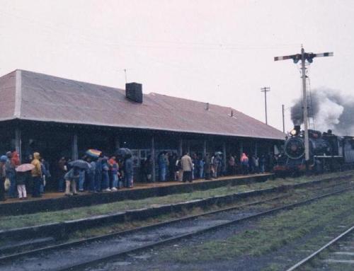 Emprendedores curacautinenses impulsan reactivación ferroviaria de Malleco