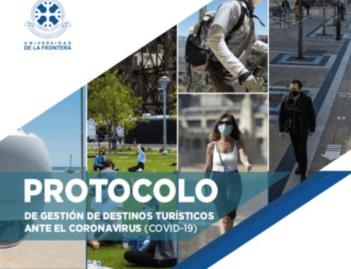 Ufro libera protocolos de destino para el turismo