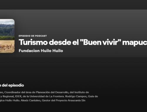 Podcast: Turismo desde el «Buen vivir» mapuche