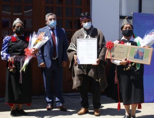 Purén celebra 152 años reconociendo a su comunidad