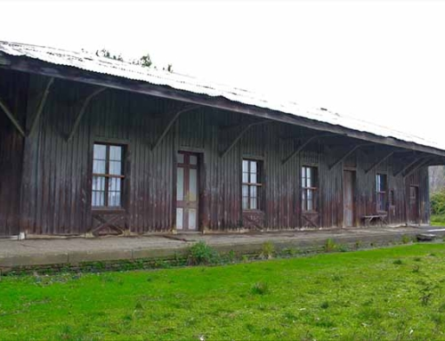 Estación Ferroviaria Villa Quilquén podría ser declarada Monumento Nacional