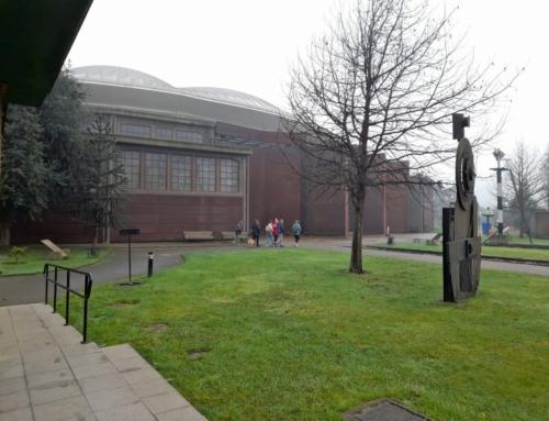 El Museo Nacional Ferroviario Pablo Neruda reabrió sus puertas al público