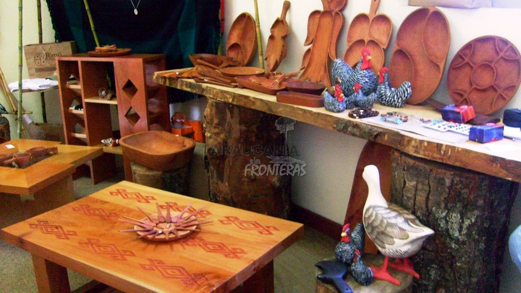 Diseños étnicos Mapuche Rimü – Pucón