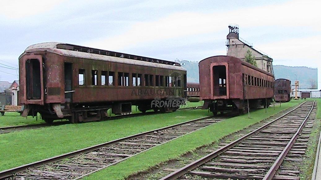 Museo Nacional Ferroviario Pablo Neruda