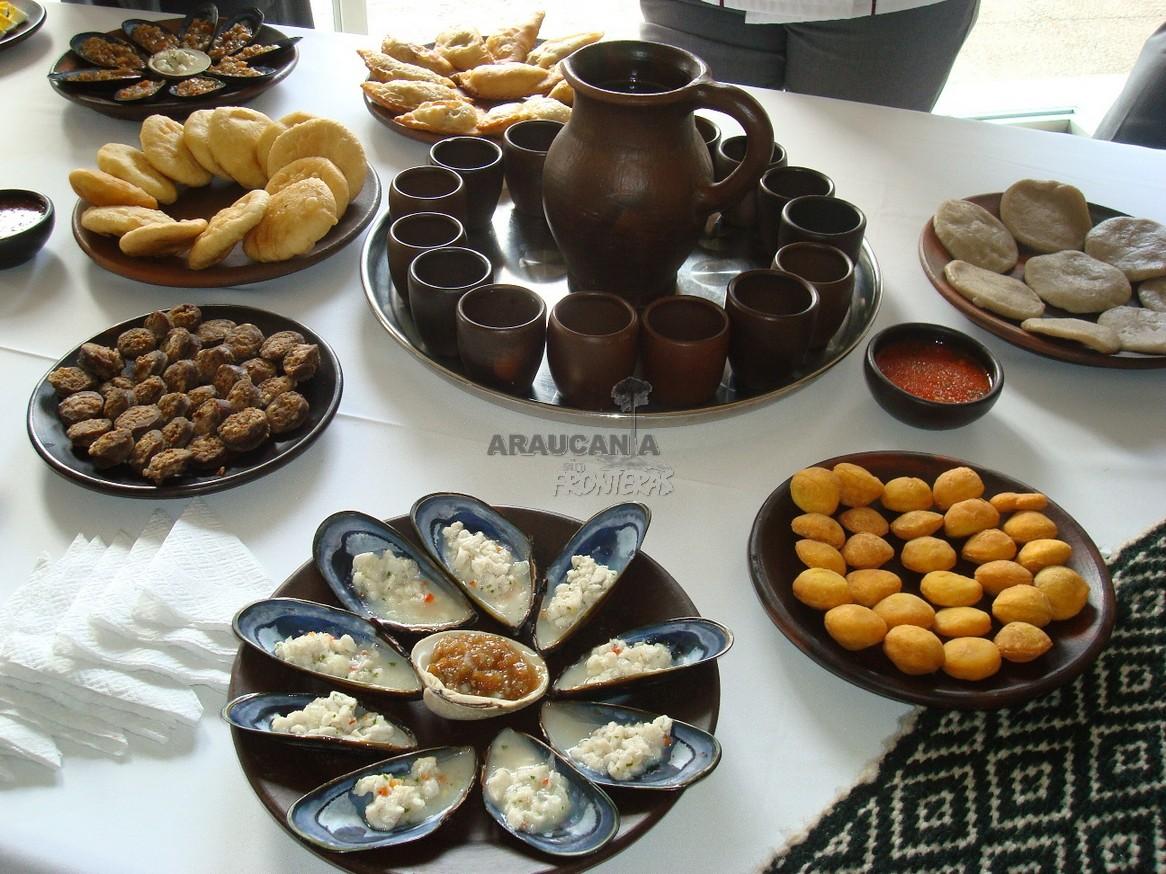 Gastronomía y Turismo Mapuche Millaray – Saavedra