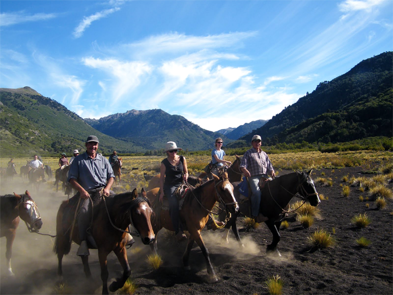 Turismo Mapuche Meli Ayin Meliñir – Lonquimay