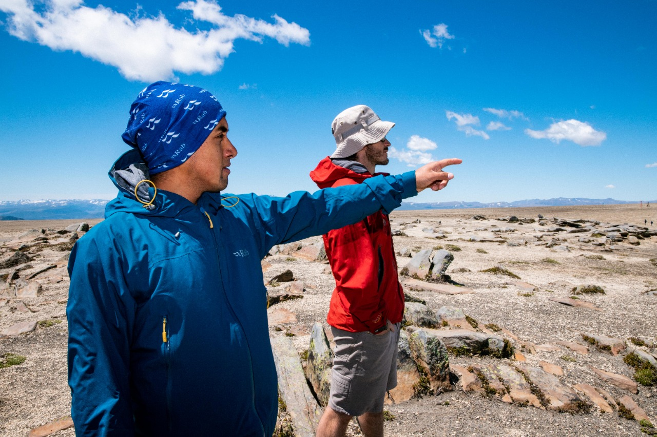 Guías de montaña gestionan apoyo para su rubro turístico