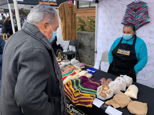 En Pucón inauguran Mercado Campesino Agroecológico